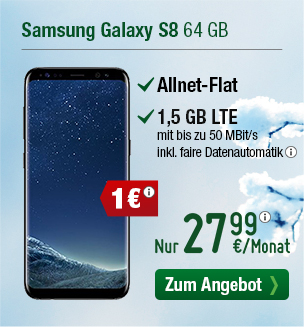 Samsung Galaxy S8 Bundle